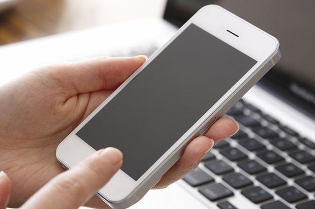 iPhoneが反応しない/タッチパネル不良