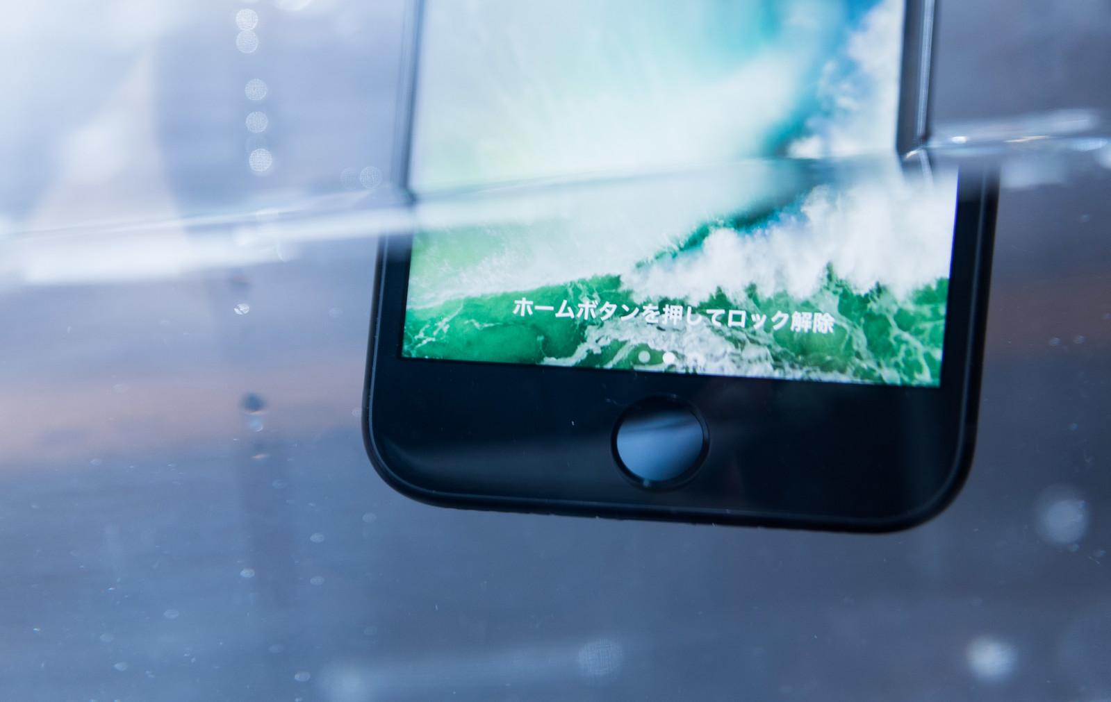 iPhoneの水没を防止する方法を徹底調査!
